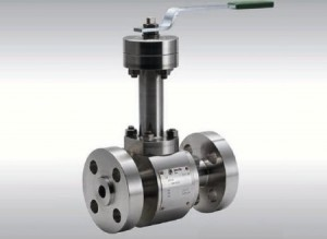 metal-seated-ball-valve